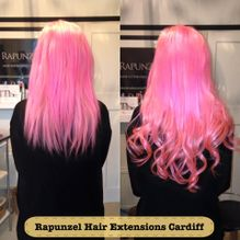 Rapunzel Hair Extensions
